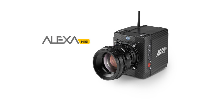 alexa mini arri cineam